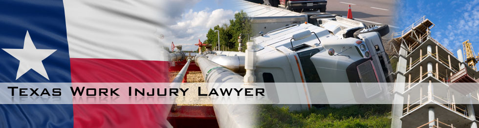 Dallas-Fort Worth Work Accident Injury Attorney – Texas